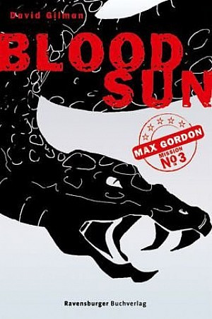Blood Sun - Max Gordon 3