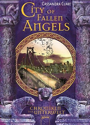 City of Fallen Angels. Die Chroniken der Unterwelt