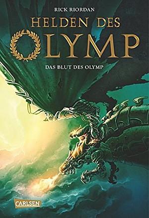 am besten geliebt Großhandelsverkauf detaillierte Bilder Das Blut des Olymp - Helden des Olymp (5) - Jugendbuch-Couch.de
